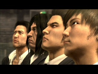 Ryu Ga Gotoku 4 (Yakuza 4) Opening Cinematic HD