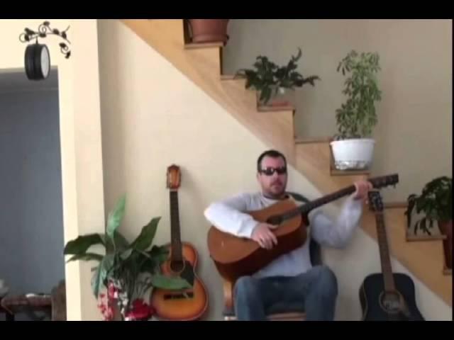 Guitarrista recibe de inmediato el Karma por maltratar a su gato