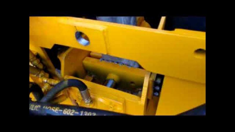 Highway hydraulic Pile Pulling Machine