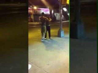 Knock out in one punch