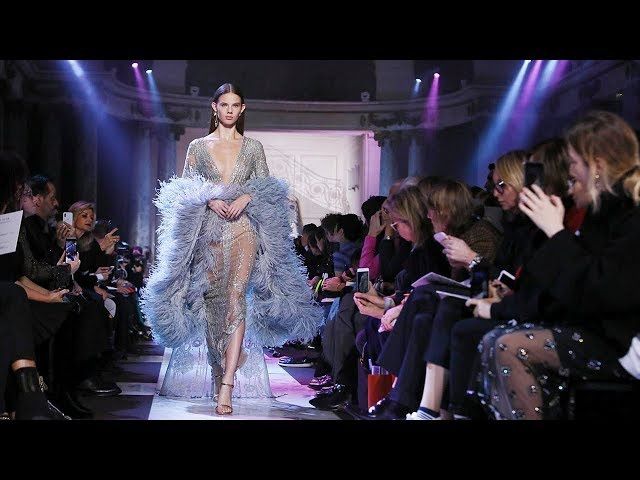 Elie Saab Haute Couture Spring Summer 2018 Full Show Exclusive