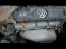 VW POLO Быстрая замена свечей зажигания
