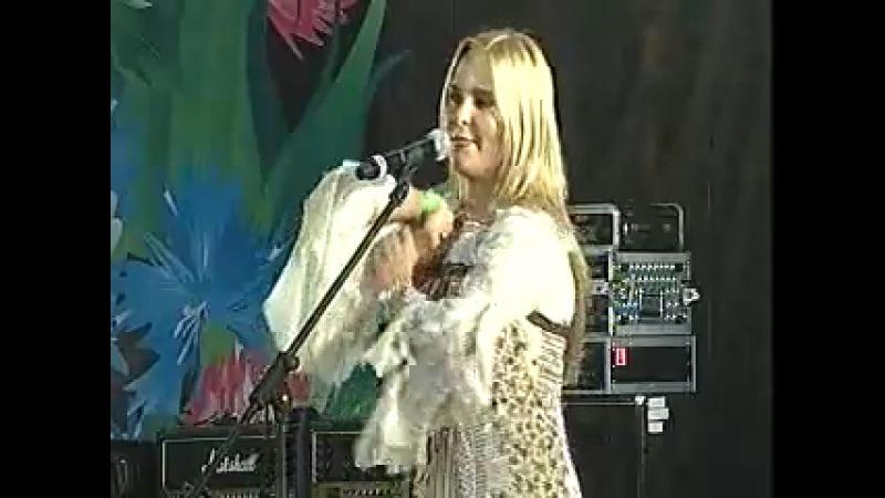 Пелагея - Казак лихой ( НАШЕствие 2009 )
