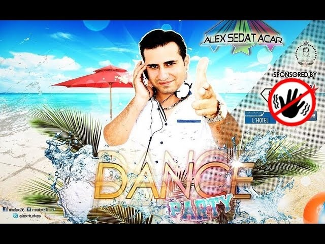 MÜZİK DANS VE KIZLAR LARİSSA BEACH CLUB SİDE HOTEL KÖPÜK PARTİSİ 2014 FOAM PARTY