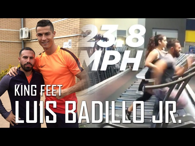 Король Ног King Feet Luis Badillo Jr.