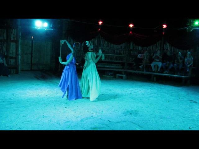 Ninfe Nereidi - Nereides Danze Antiche @ VeniCEniRidi Show