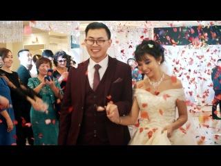 OUR WEDDING DAY  Shoufeng & Liliya