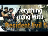 GAME SINS Everything Wrong With Resident Evil 5