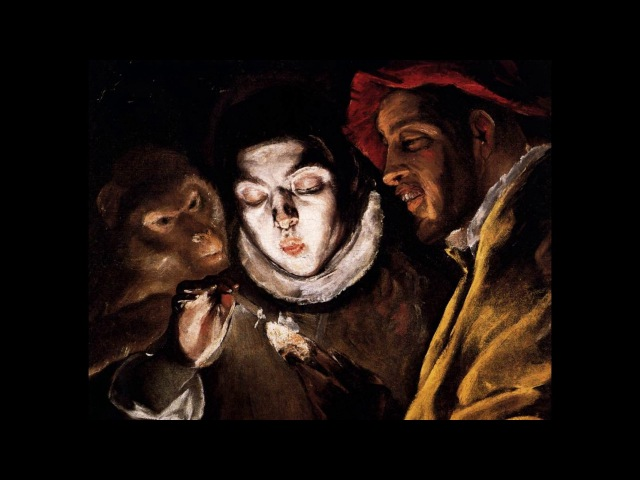 Эль Греко-испанский художник XVI-XVII века. Галерея работ