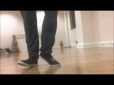 Charleston Dance Happy Feet and Camel Walk tutorial