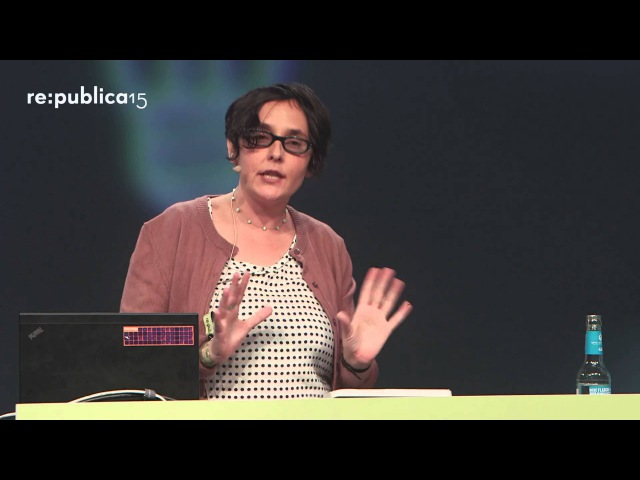 Re:publica 2015 - Gabriella Coleman: How Anonymous (Narrowly) Evaded the Cyberterrorism Rhetori...