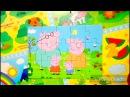 Свинка Пеппа пазл /Peppa Pig/ киндер сюрприз Angry Birds/ Angel Kira