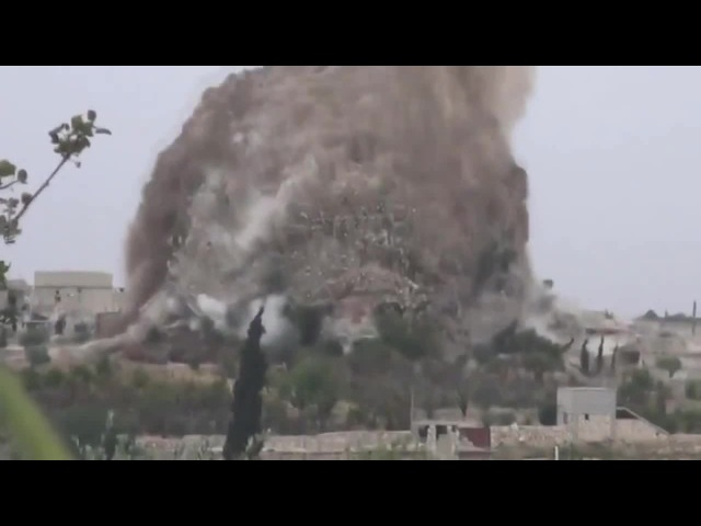 UNCUT BIGGEST EXPLOSION