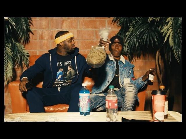 Pimp Pimp P feat Desto Dubb - In The Field (Official Music Video)