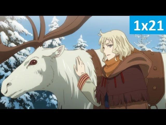 Невеста чародея 21 серия - Русское Промо (Субтитры, 2018) Mahoutsukai no Yome 1x21 Preview/Trailer