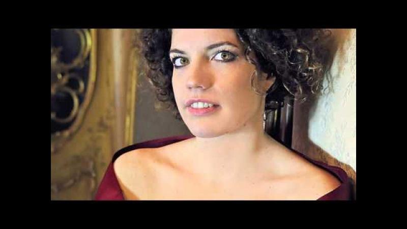 Benedetto Marcello LIEVE ZEFIRO - Cantata per Alto e continuo - Francesca Biliotti - Contralto