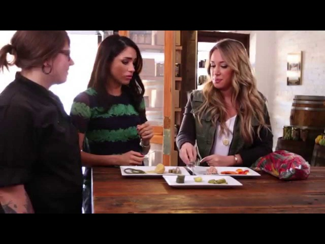 A Pickled Taste of Brooklyn - Haylie Duff's Real Girl's Kitchen - Ora TV