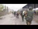 Видео боя разведки 4го РШБ ДНР с боевиками ВСУ в районе Депо Авдеевки
