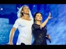 Наташа Королева и Тарзан \ шоу НА БИС Кремль 10.2017 живой звук