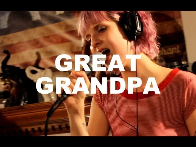 Great Grandpa - All Things Must Behave / Eternal Friend (Live At Little Elephant)
