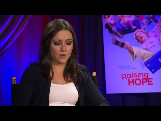 Raising Hope - Interview with Shannon Woodward