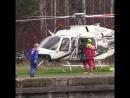 Спасательный блокбастер на Сайменском канале