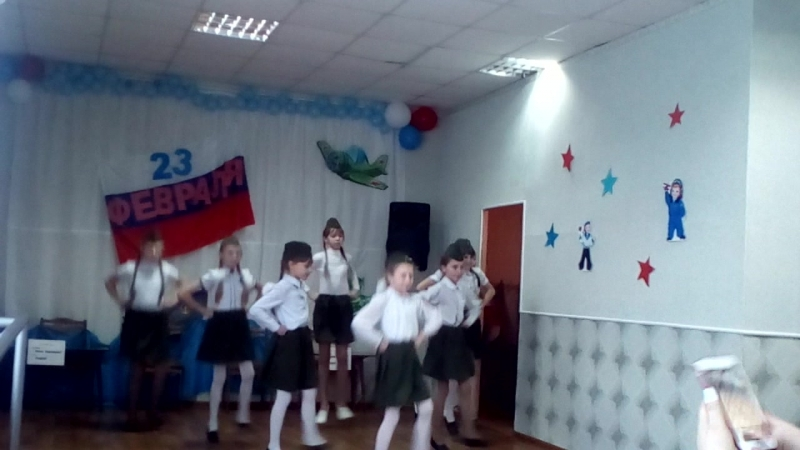 танец Смуглянка от Акварели