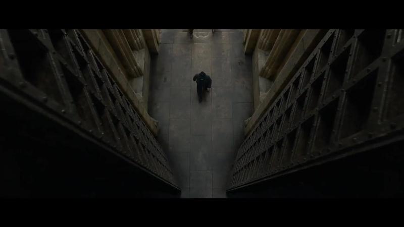 Джуд Лоу впервые показался в образе Дамблдора