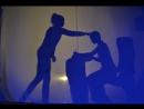 """Театр пластики теней ДРУГАЯ СТОРОНА номер """"Семья сквозь время"""""""