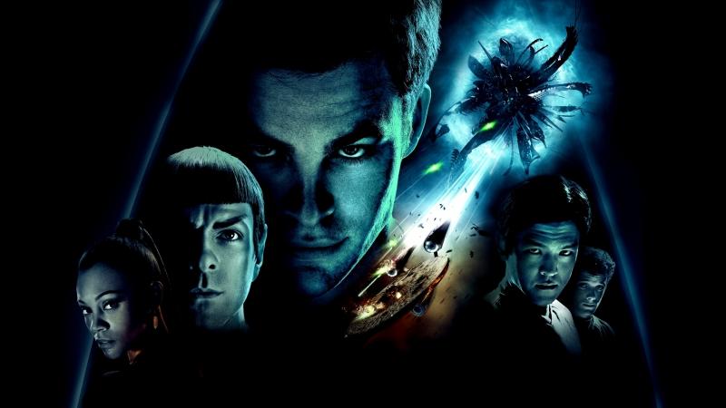 🎬Звездный путь (Star Trek, 2009) HD