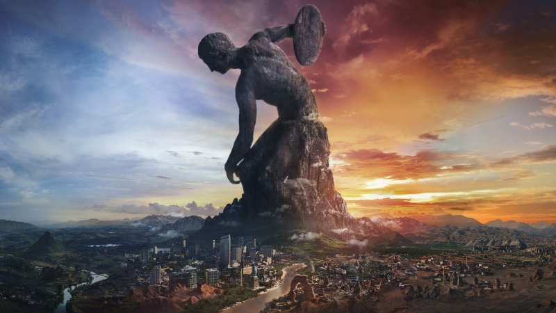 Стрим по Civilization VI Rise and Fall - Рассвет империи Gamanoid!