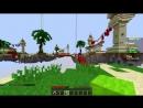 ЛОВУШКА ИЗ ОБСИДИАНА ДЛЯ КРАСНОГО ИГРОКА! ВСЕ МИНИ-ИГРЫ МАЙНКРАФТА ЧЕЛЛЕНДЖ №29 Minecraft Cake Wars