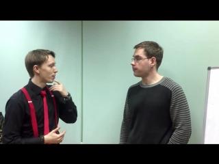 ТРЕНИНГ ПО ГИПНОЗУ - отзыв Николая Фомушина