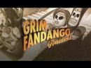 Zone of Games Live. Ретро-стрим квеста Grim Fandango Remastered на русском языке