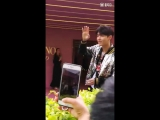 180426 EXO Lay Yixing @ Valentino event in Beijing