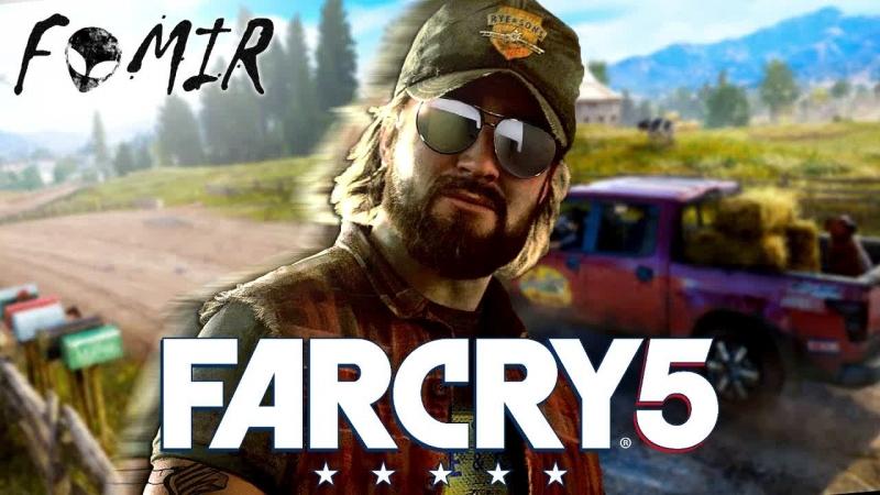 Прохождение FarCry 5 на GTX 750 1gb ( Часть №2 )