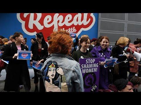 Ирландия решает судьбу восьмой поправки