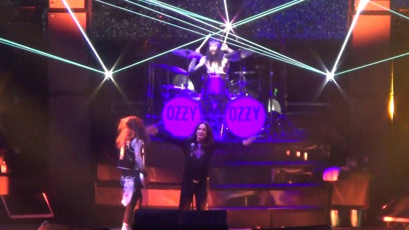 Ozzy Osbourne Chile 8 Mayo 2018 Movistar Arena COMPLETO