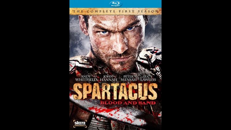 Спартак: Кровь и песок / Spartacus: Blood and Sand (2010) [720p HD] s01e12-13
