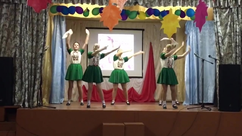 Ах, мамочка, на саночках_Танец на День Матери 26.11.16