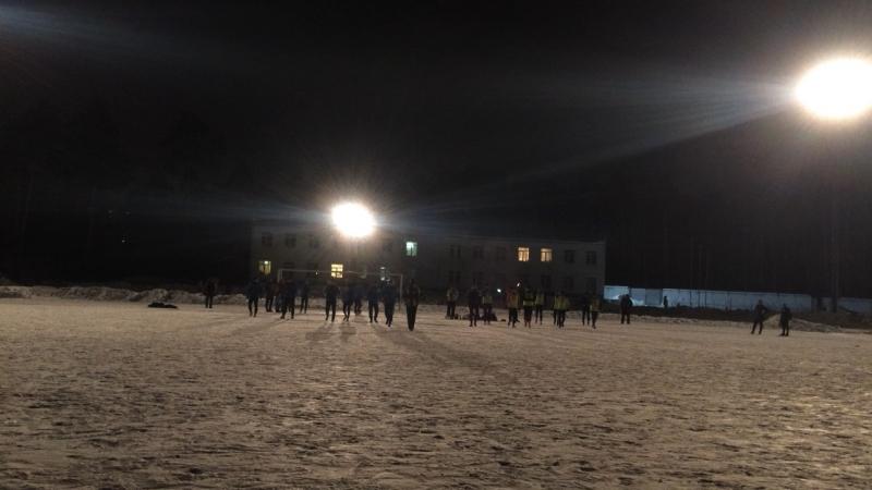 Амкар 92 vs Лавина