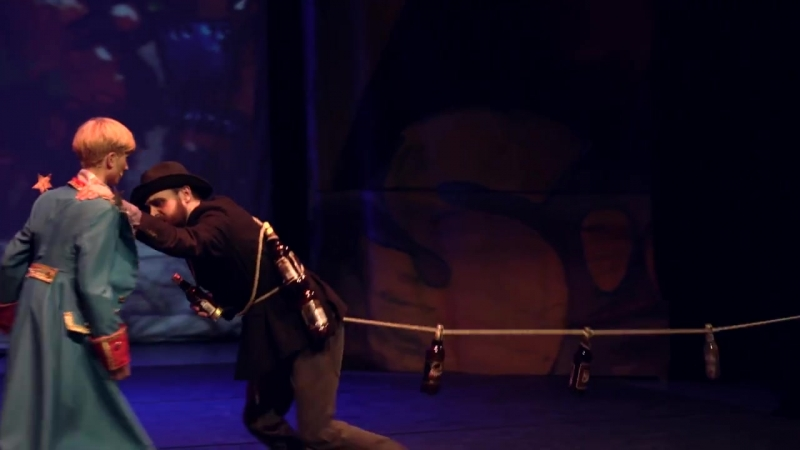 Trailer- Der Kleine Prinz - Das Musical