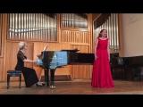 Чайковский П.И. Ария Агнессы из оперы