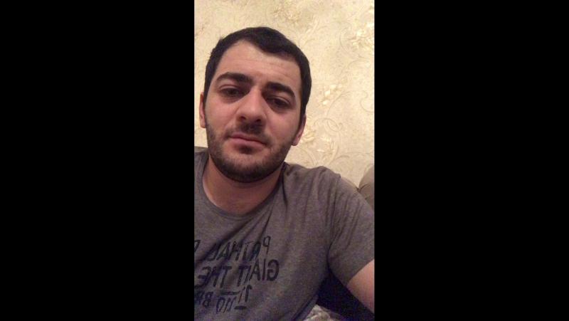 Ali Umarov — Live