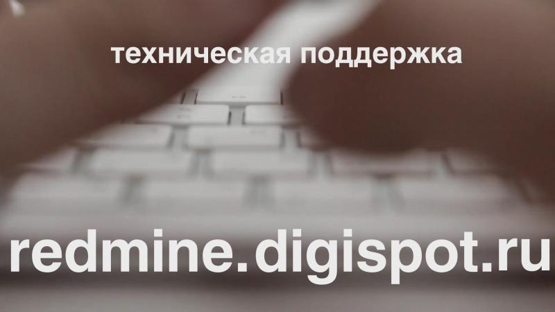Тех. поддержка Digispot II