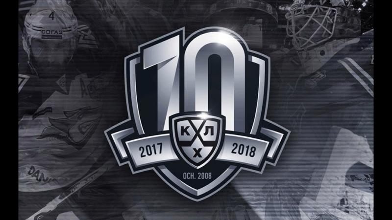 Топ 5 голов сезона КХЛ 2017/18 | JESS |