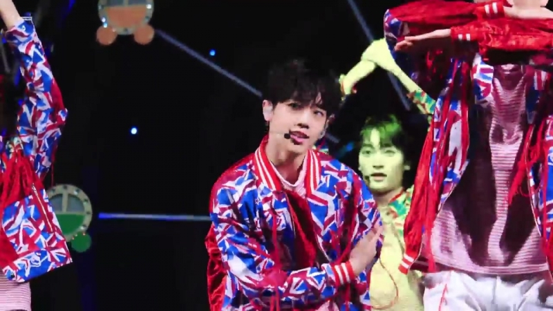 22 05 18 TRCNG KBS Cheongju Concert @ 'Wolf baby' Kangmin focus