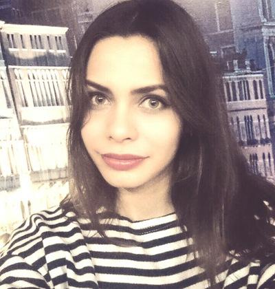 Кристина Серебрякова