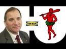 Stefan Löfven tyst om IKEA Skriver nu om historien