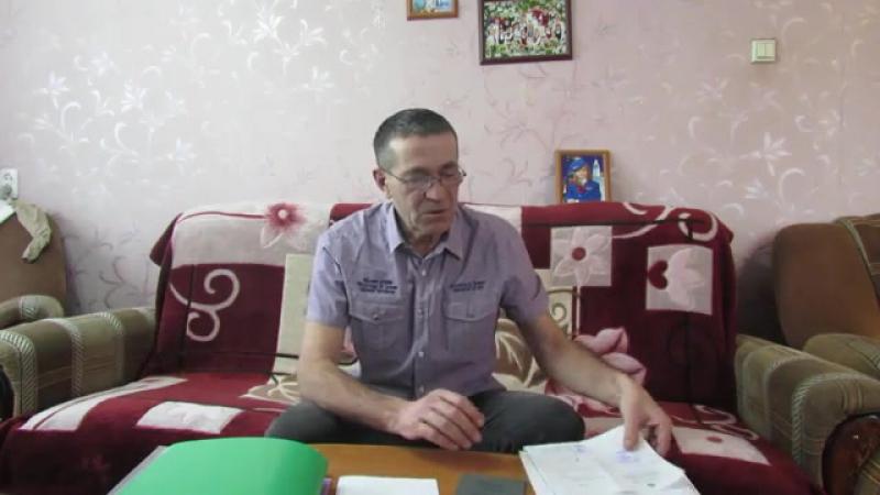 Обращение Юрия Цветкова к президенту РФ.